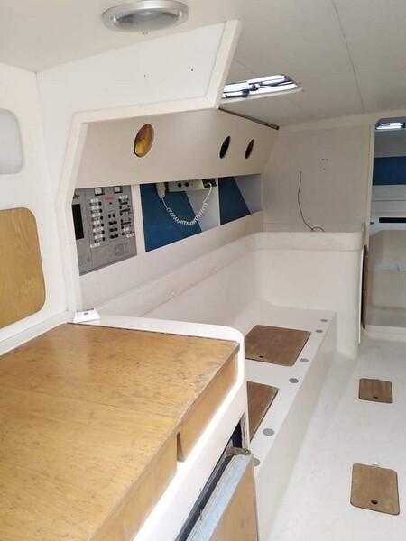 1#5856 Imbarcazione Cigala e Bertinetti 43 in vendita - foto 9