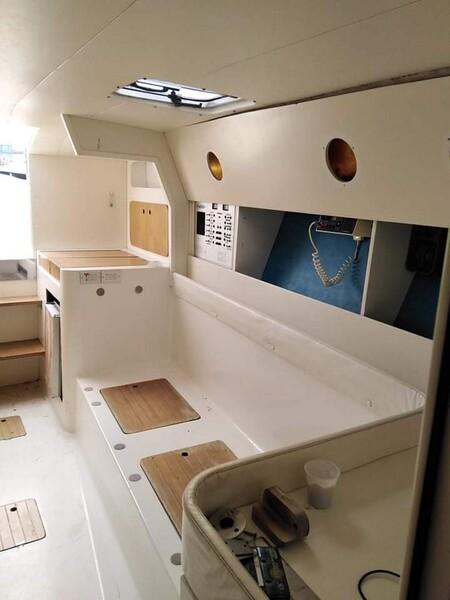 1#5856 Imbarcazione Cigala e Bertinetti 43 in vendita - foto 12
