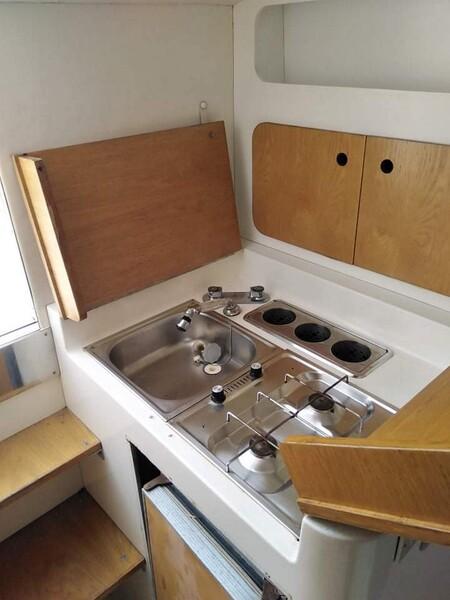 1#5856 Imbarcazione Cigala e Bertinetti 43 in vendita - foto 14