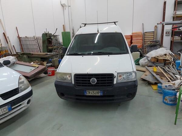 26#5859 Furgone Fiat Scudo in vendita - foto 3