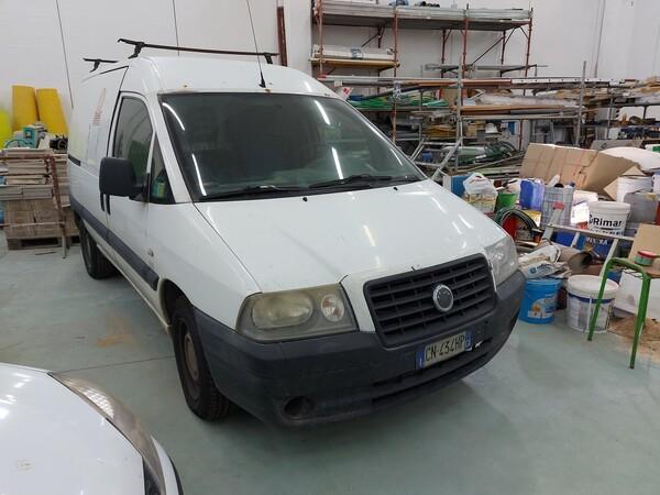26#5859 Furgone Fiat Scudo in vendita - foto 4