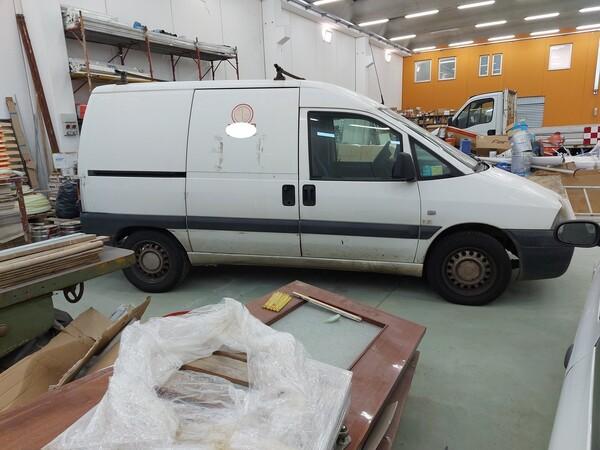 26#5859 Furgone Fiat Scudo in vendita - foto 5