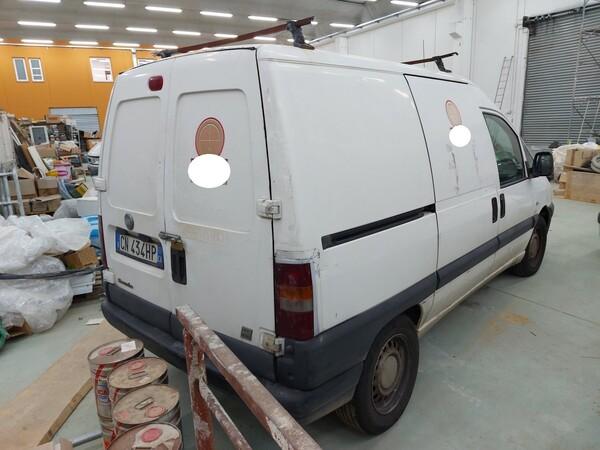 26#5859 Furgone Fiat Scudo in vendita - foto 9
