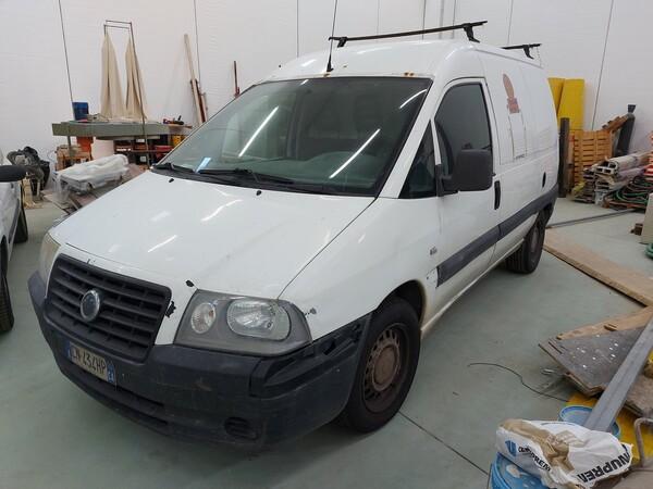 26#5859 Furgone Fiat Scudo in vendita - foto 10