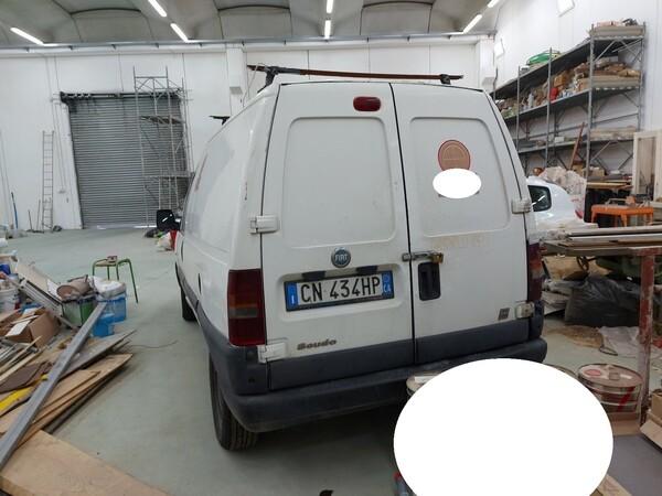 26#5859 Furgone Fiat Scudo in vendita - foto 11