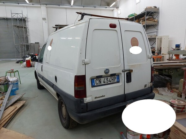 26#5859 Furgone Fiat Scudo in vendita - foto 12