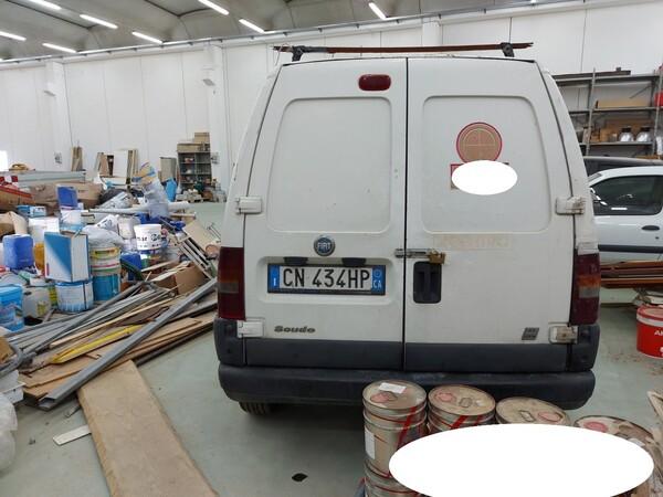 26#5859 Furgone Fiat Scudo in vendita - foto 13