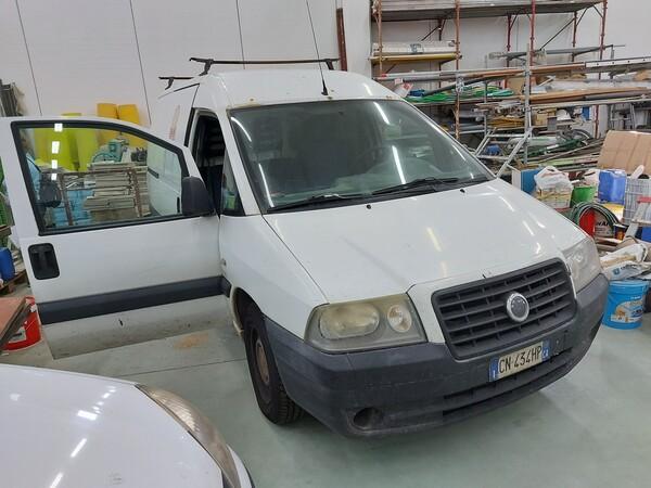 26#5859 Furgone Fiat Scudo in vendita - foto 14