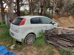 Fiat Punto car - Lot 29 (Auction 5859)