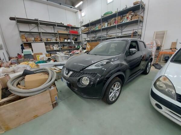 30#5859 Automobile Nissan Juke in vendita - foto 2