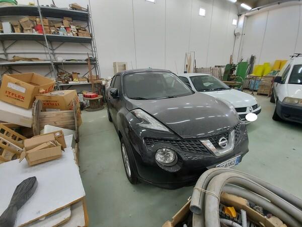 30#5859 Automobile Nissan Juke in vendita - foto 4