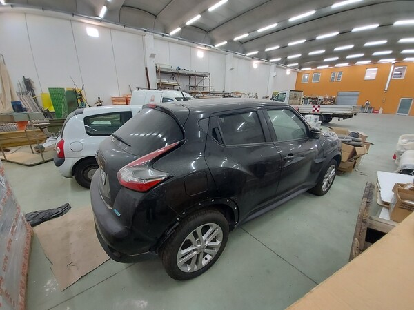 30#5859 Automobile Nissan Juke in vendita - foto 6