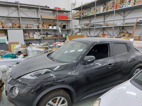 30#5859 Automobile Nissan Juke in vendita - foto 20