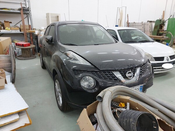 30#5859 Automobile Nissan Juke in vendita - foto 21