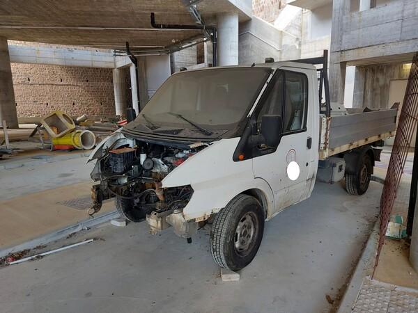 32#5859 Automobile Fiat Punto e Autocarro Ford Transit in vendita - foto 16