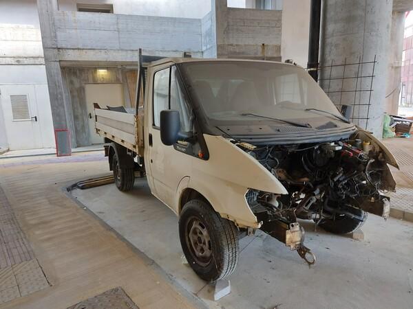 32#5859 Automobile Fiat Punto e Autocarro Ford Transit in vendita - foto 18