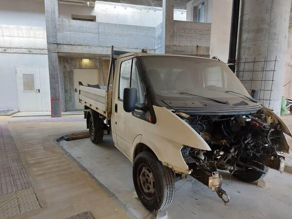 32#5859 Automobile Fiat Punto e Autocarro Ford Transit in vendita - foto 19