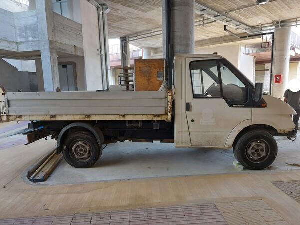 32#5859 Automobile Fiat Punto e Autocarro Ford Transit in vendita - foto 20