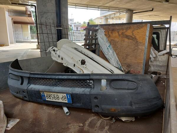 32#5859 Automobile Fiat Punto e Autocarro Ford Transit in vendita - foto 28