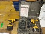 DeWalt and Telefunken screwdrivers - Lot 6 (Auction 5859)