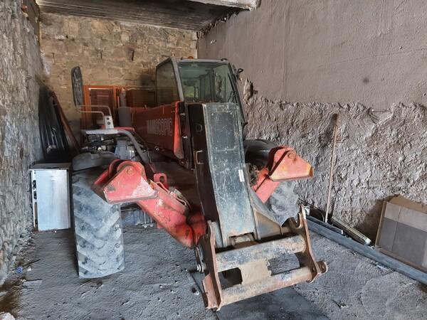 9#5859 Carrello elevatore Manitou in vendita - foto 4