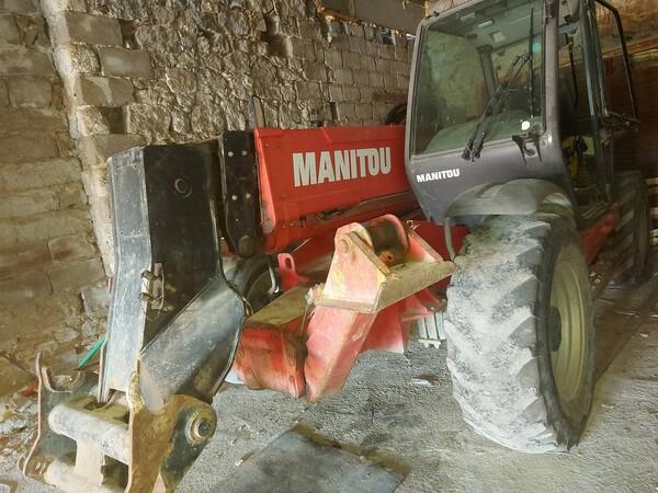 9#5859 Carrello elevatore Manitou in vendita - foto 5