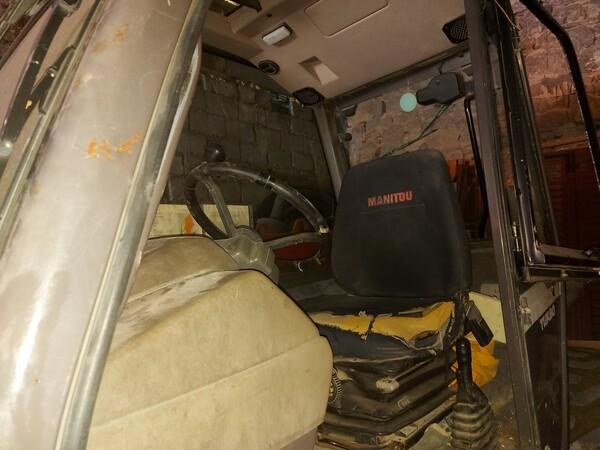 9#5859 Carrello elevatore Manitou in vendita - foto 7