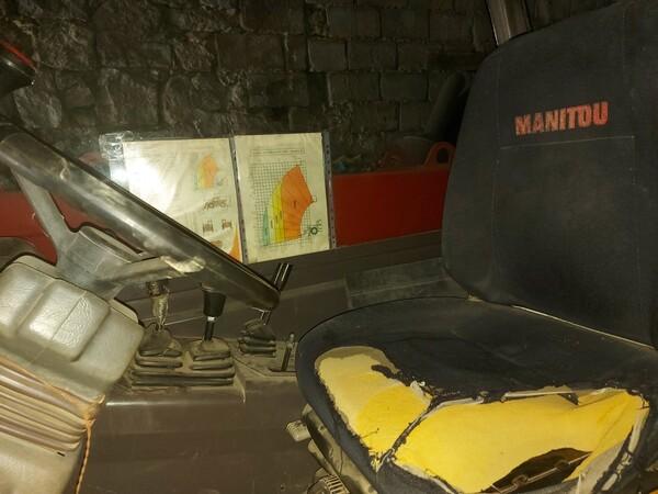 9#5859 Carrello elevatore Manitou in vendita - foto 9