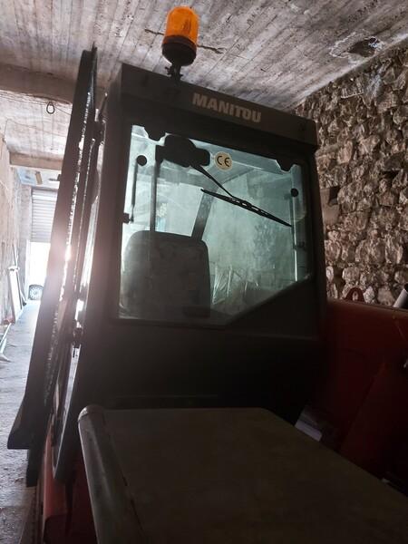 9#5859 Carrello elevatore Manitou in vendita - foto 15