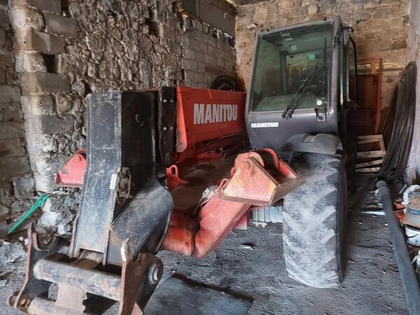 9#5859 Carrello elevatore Manitou in vendita - foto 17