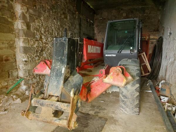 9#5859 Carrello elevatore Manitou in vendita - foto 24