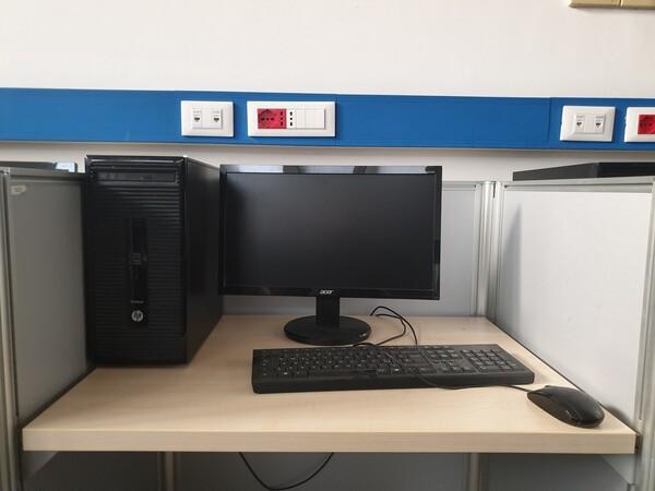 2#5861 Arredo ufficio e pc in vendita - foto 12