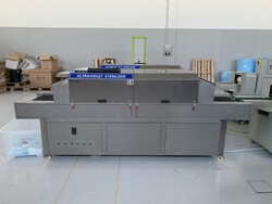 Surgical mask production lines and sanitizing autoclaves - Lot 0 (Auction 5866)