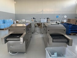 Surgical mask production lines and sanitizing autoclaves - Lote 1 (Subasta 5866)