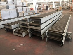 Motorized roller conveyors - Lot 12 (Auction 5869)