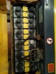 Transpallet elettrici Jungheinrich - Lotto 13 (Asta 5869)