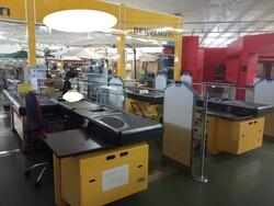 Casse supermercato - Lotto 2 (Asta 5869)