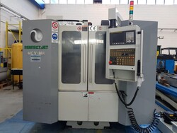 Perfect Jet vertical machining center and column drill - Auction 5870