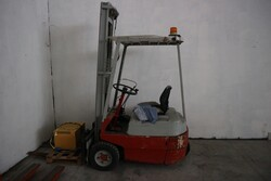 Pieralisi forklift - Lot 1 (Auction 5873)