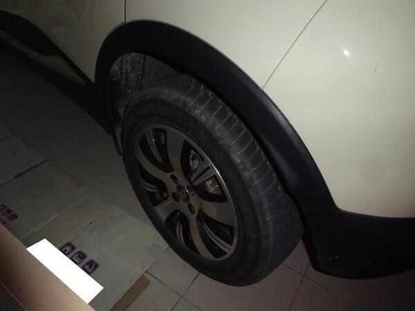 11#5873 Autocarro Renault Captur in vendita - foto 8