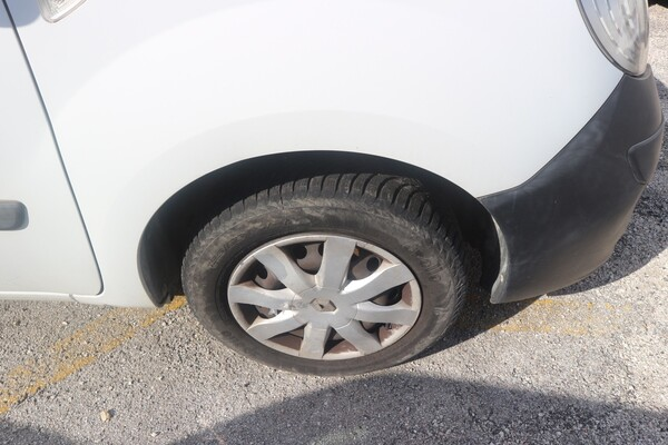 12#5873 Autocarro Renault Kangoo in vendita - foto 14