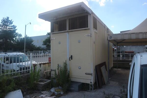 13#5873 Box per telecomunicazioni in vendita - foto 1