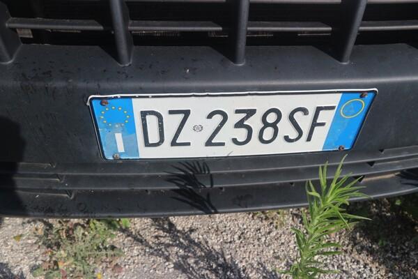 4#5873 Autocarro Fiat Fiorino in vendita - foto 2