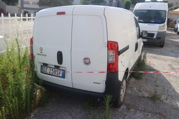 4#5873 Autocarro Fiat Fiorino in vendita - foto 4