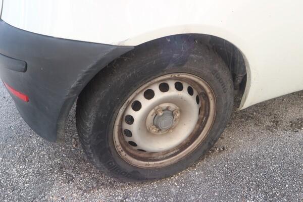 6#5873 Autocarro Fiat Punto Van in vendita - foto 6