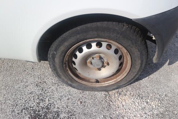 6#5873 Autocarro Fiat Punto Van in vendita - foto 9