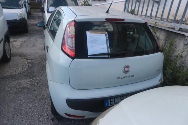 7#5873 Autocarro Fiat Punto Evo in vendita - foto 3