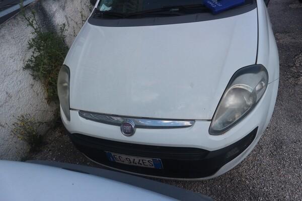 7#5873 Autocarro Fiat Punto Evo in vendita - foto 4