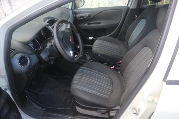 7#5873 Autocarro Fiat Punto Evo in vendita - foto 6
