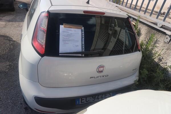 7#5873 Autocarro Fiat Punto Evo in vendita - foto 12
